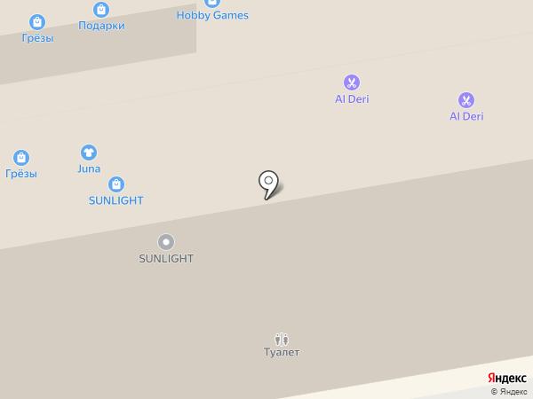 ARS Studio на карте Тамбова