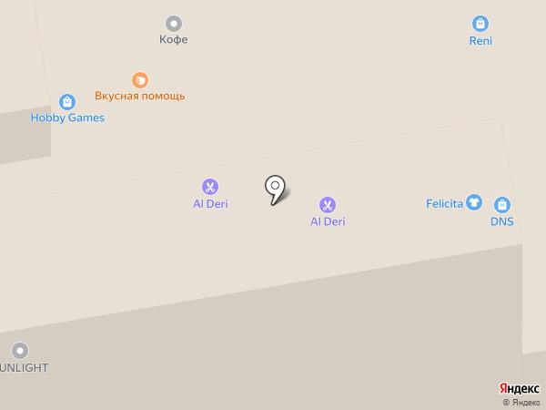 ЗАЙКА МИ и КОТ БАСИК на карте Тамбова