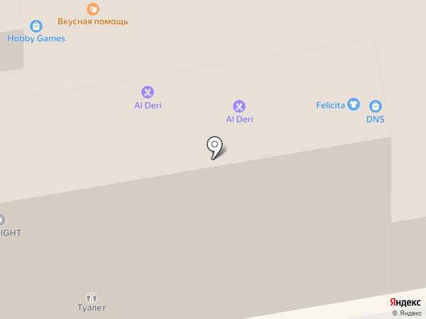 PickPoint на карте Тамбова