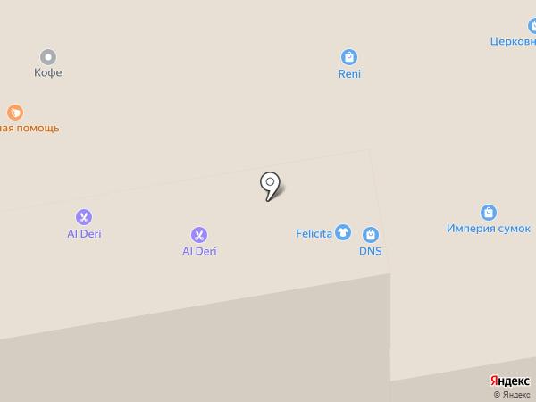 ПодаркиН на карте Тамбова