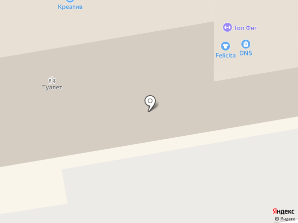 Felicita на карте Тамбова