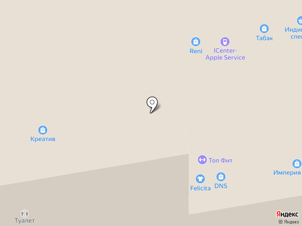 Casada на карте Тамбова