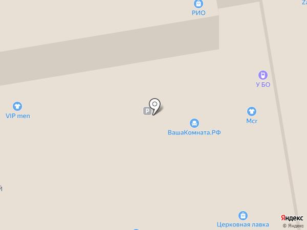 Сирия хаус на карте Тамбова