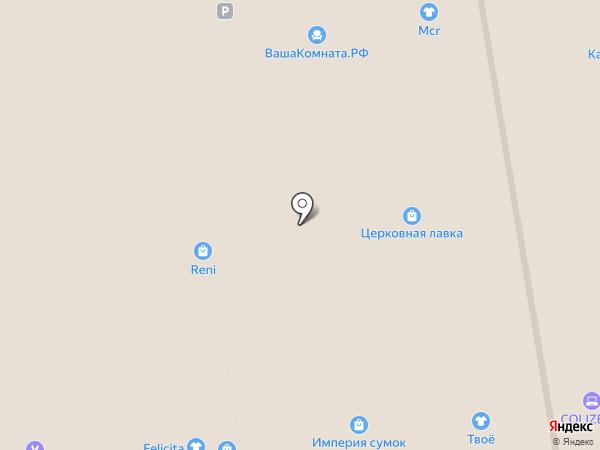 ДНС на карте Тамбова