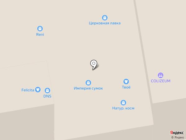 Men`s club на карте Тамбова