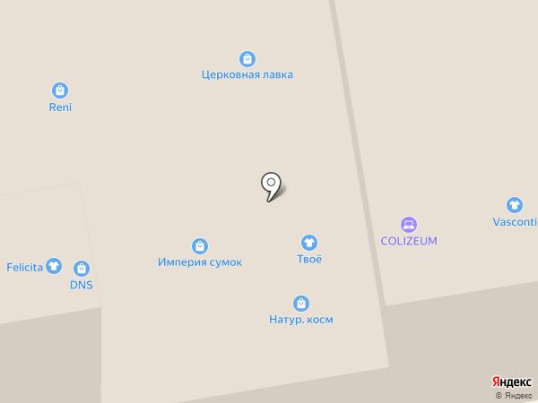 Accessory на карте Тамбова