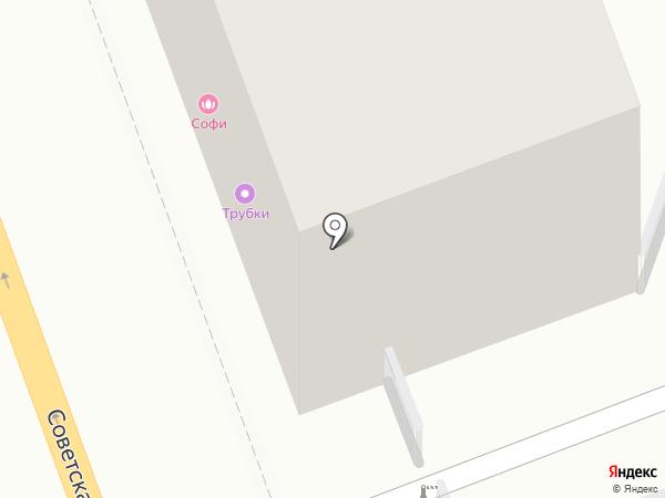 Ам на карте Тамбова