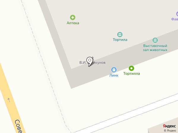 Mila на карте Тамбова