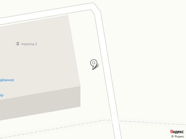 Аланта на карте Тамбова