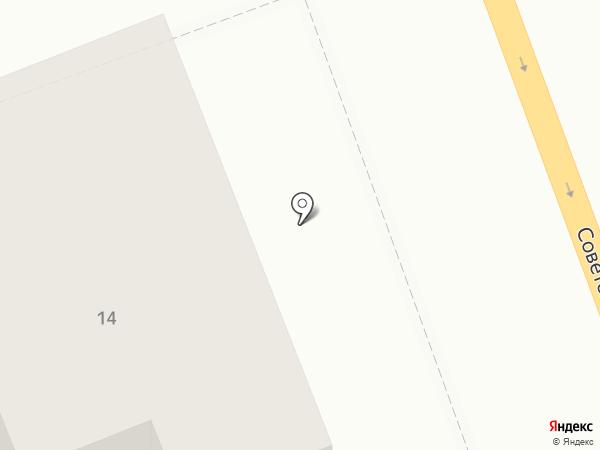 Бир мир на карте Тамбова