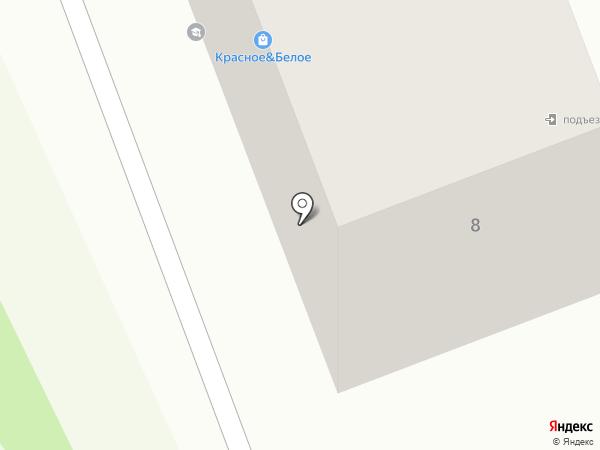 Центр дополнительного образования детей на карте Тамбова