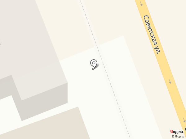 Питер Софт на карте Тамбова