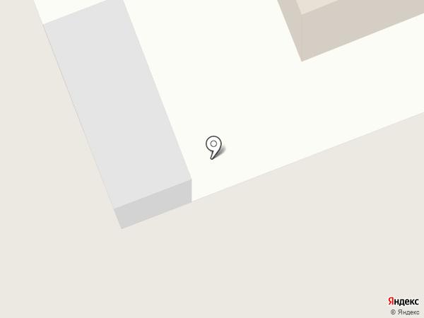 Интеграция на карте Тамбова