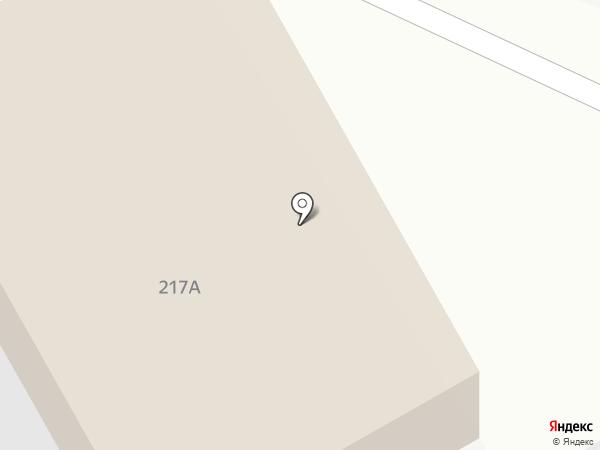 Эко-Центр Т на карте Тамбова