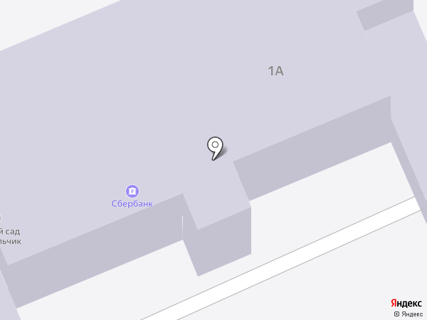 Колокольчик на карте Бокино