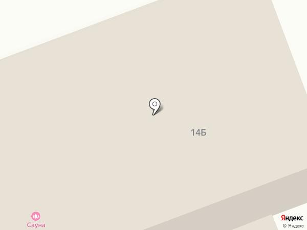 Бюро независимой медико-криминалистической экспертизы на карте Тамбова
