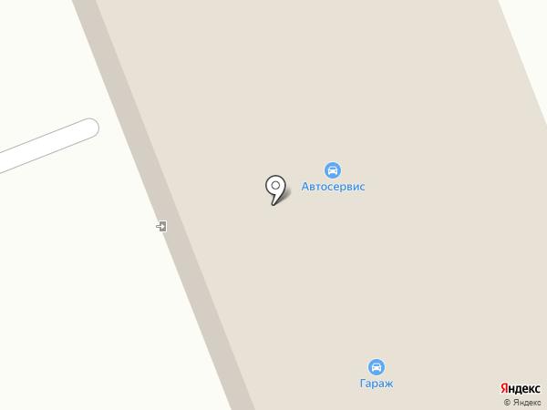 Автотехсервис на карте Тамбова