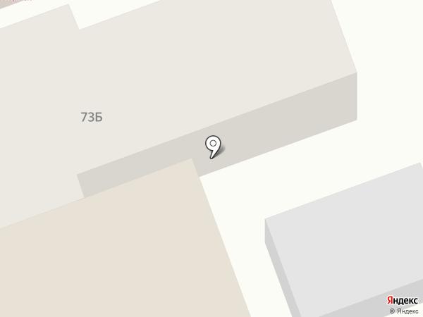 ЛАТ на карте Тамбова
