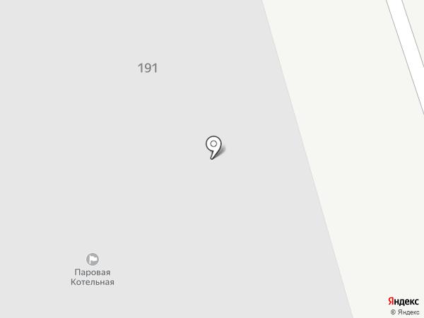 Водоканал КНС МЖК на карте Тамбова