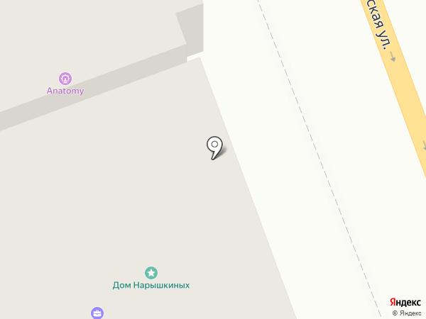 Федерация судебных экспертов на карте Тамбова