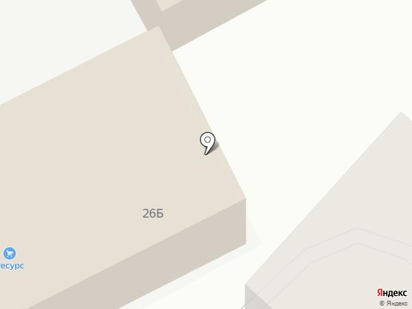 autoclub48.ru на карте Тамбова