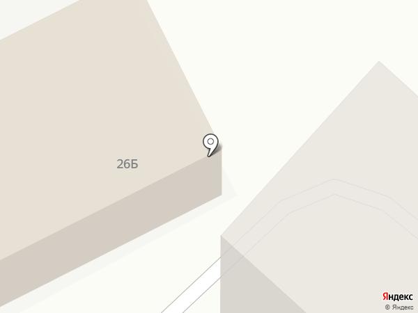 Протек, ЗАО на карте Тамбова