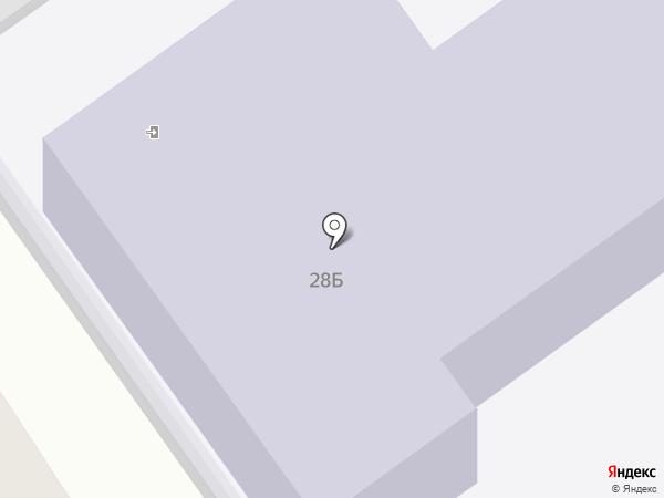 Центр лечебной педагогики и дифференцированного обучения на карте Тамбова