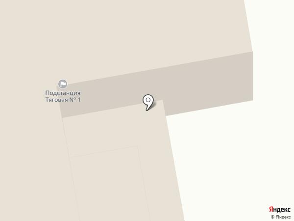 ТКС Электрические сети на карте Тамбова