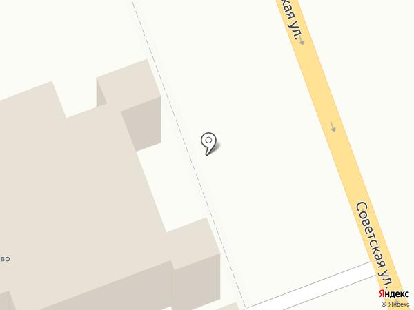 Управление культуры и архивного дела Тамбовской области на карте Тамбова