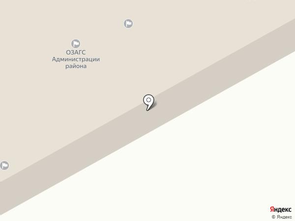 Мировые судьи Тамбовского района Тамбовской области на карте Строителя