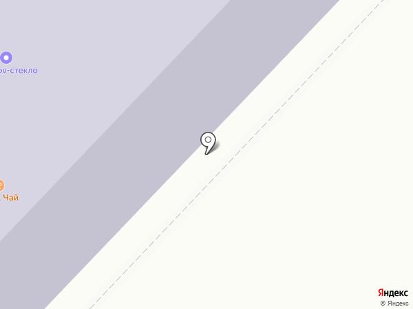 Витражная мастерская на карте Тамбова