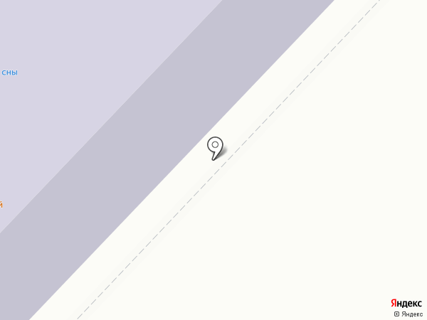 Крона на карте Тамбова