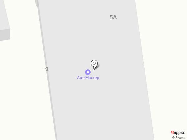Фирма по изготовлению рекламных конструкций на карте Тамбова