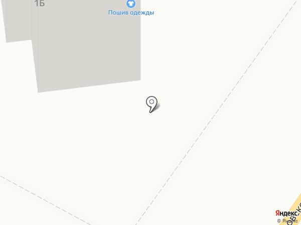 Да-ли на карте Тамбова