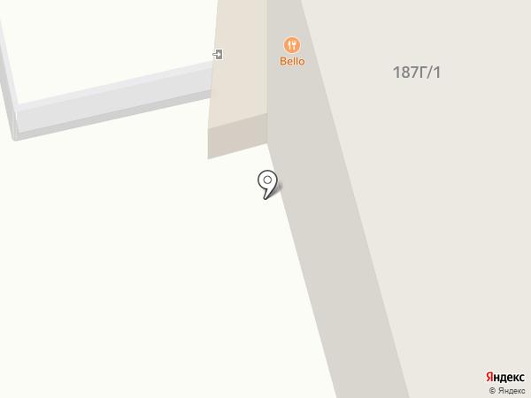 Техас на карте Тамбова