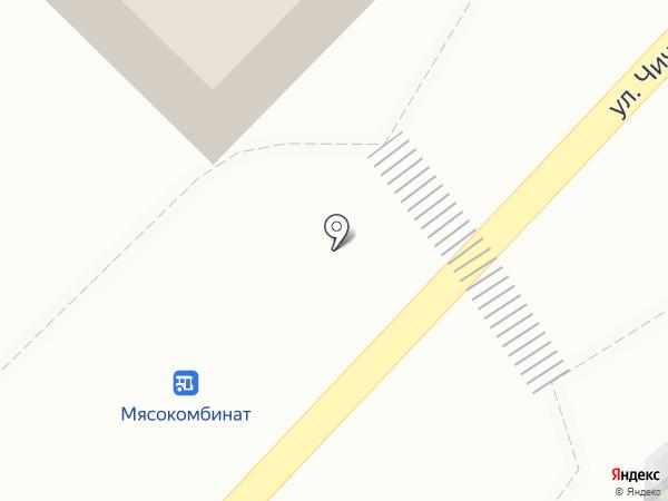 Магазин крепежных изделий на карте Тамбова