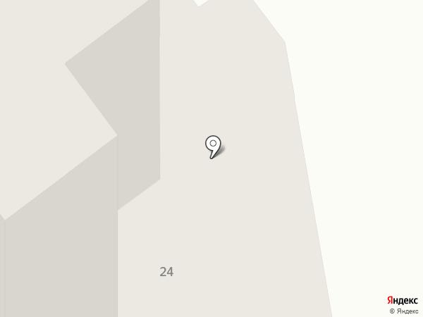 Тамбовская специальная библиотека для слепых им. Н.А. Островского на карте Тамбова