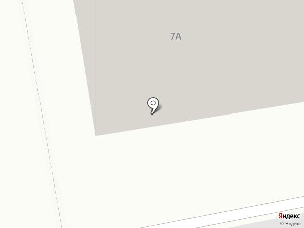 Тамбовский похоронный дом на карте Тамбова