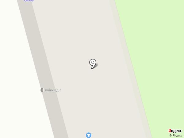 Зигзаг на карте Тамбова