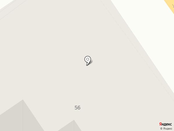 Кошкин дом на карте Тамбова