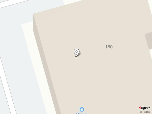 Пятёрочка на карте Тамбова