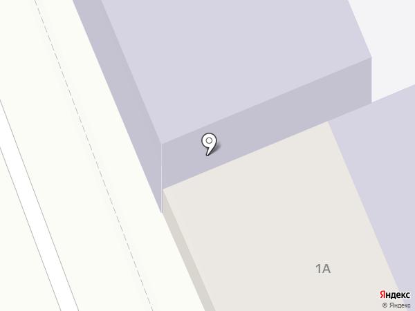 Феникс на карте Тамбова