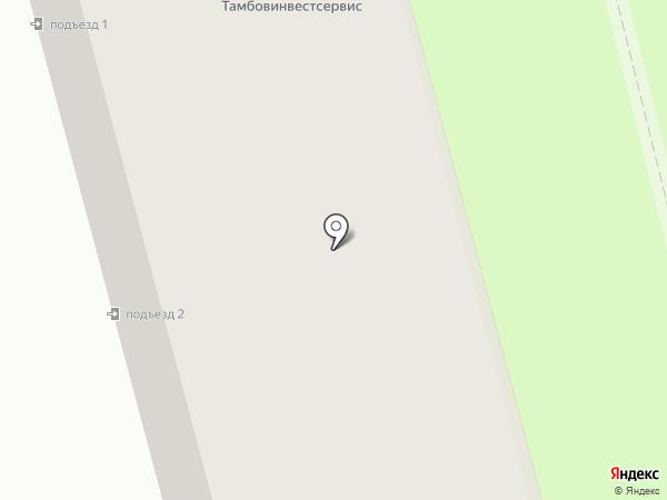 Фотостудия на карте Тамбова