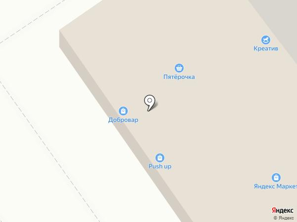 Центрофинанс Групп на карте Тамбова