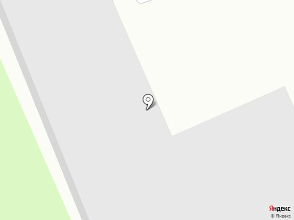 ТЭК на карте Тамбова