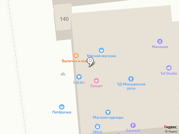MaRoKkO на карте Тамбова