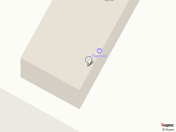 Партнер на карте Тамбова
