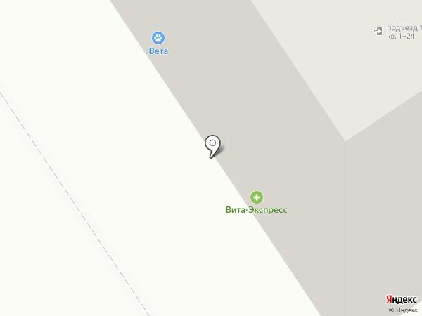 Эстет на карте Тамбова