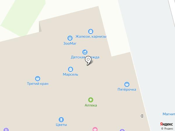 МобиТек на карте Тамбова