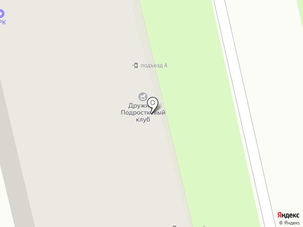 Сервис 68 на карте Тамбова